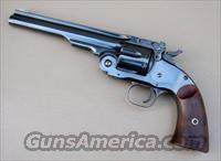 Navy Arms Smith & Wesson Schofield Revolver in 45 Colt   Navy Arms Pistols
