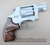Smith & Wesson Model 317 AirLite 22 Cal 12 Ounce Revolver  Smith & Wesson Revolvers > Full Frame Revolver