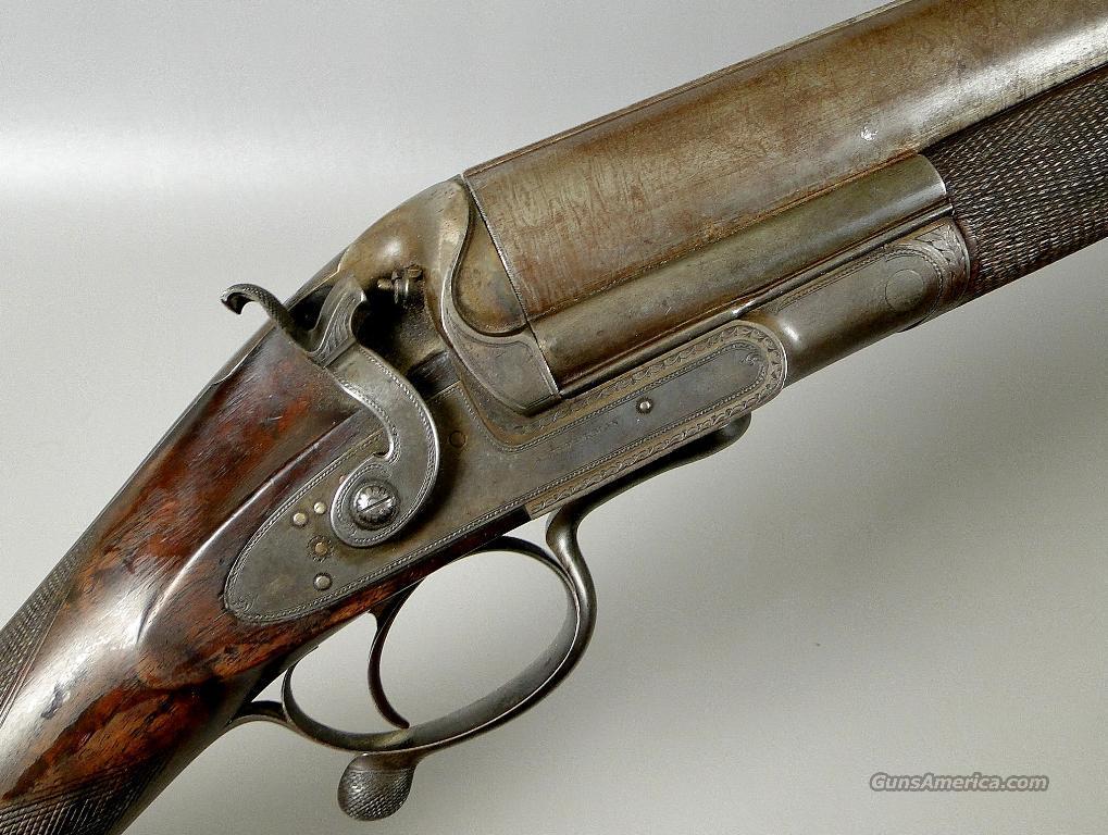 OUTSTANDING A Peterman Philadelphia 4 GAUGE SHOTGUN   Guns > Shotguns > Antique (Pre-1899) Shotguns - Misc.