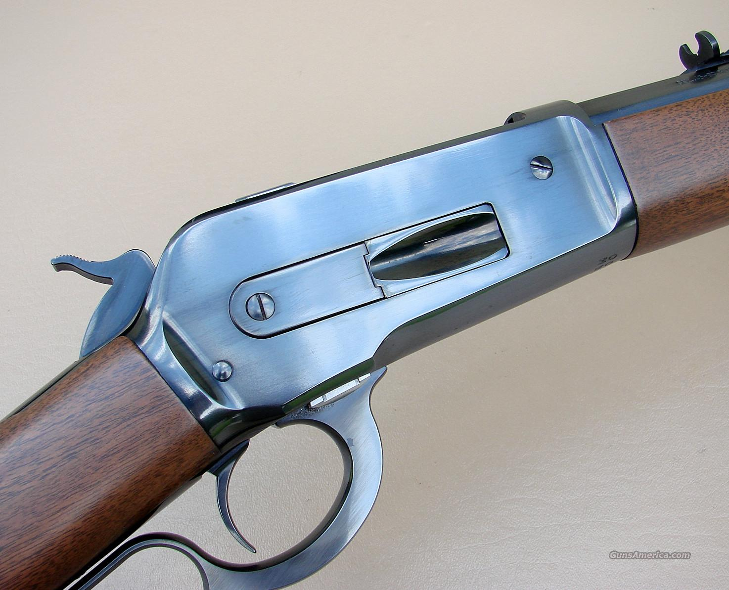 Winchester Model 1886 Rifle in 45-90 Black Powder   Guns > Rifles > Winchester Rifles - Modern Lever > Other Lever > Post-64
