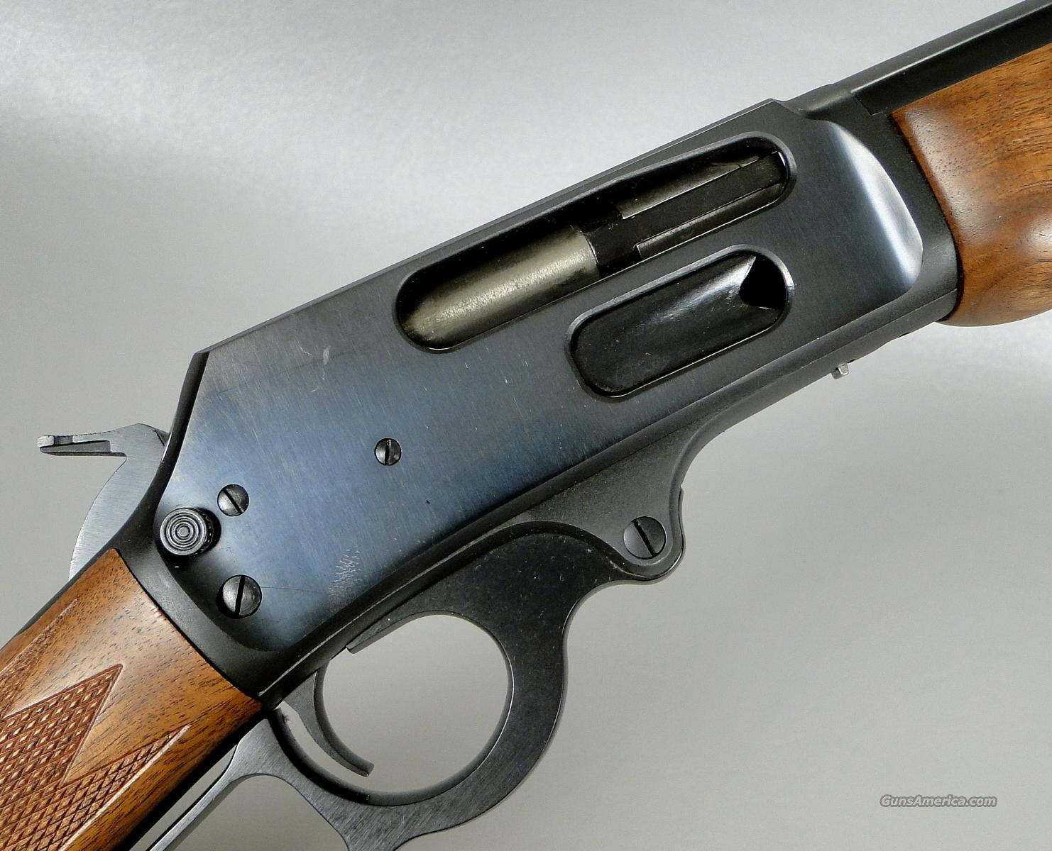 Marlin Model 1895 Lever Action Rifle in 450 Marlin As New In Box  Guns > Rifles > Marlin Rifles > Modern > Lever Action