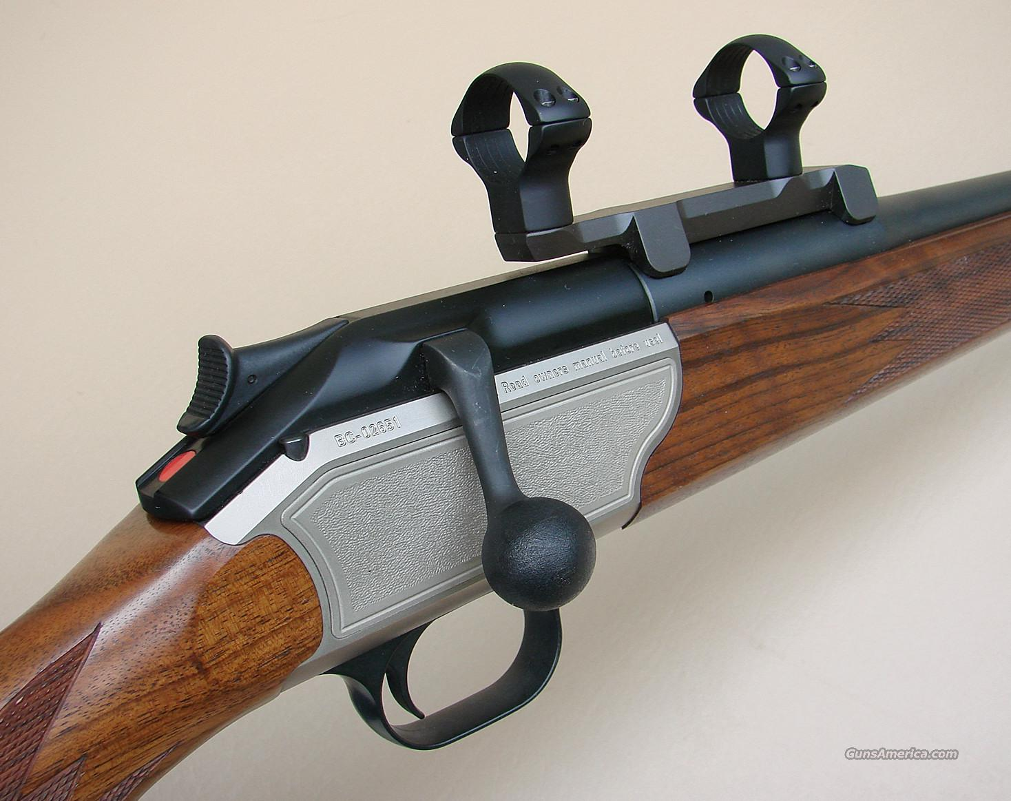 Blaser Model R 93 Rifle in 30-06 with Extra 7MM-08 Barrel  Guns > Rifles > Blaser Rifles/Combos/Drillings