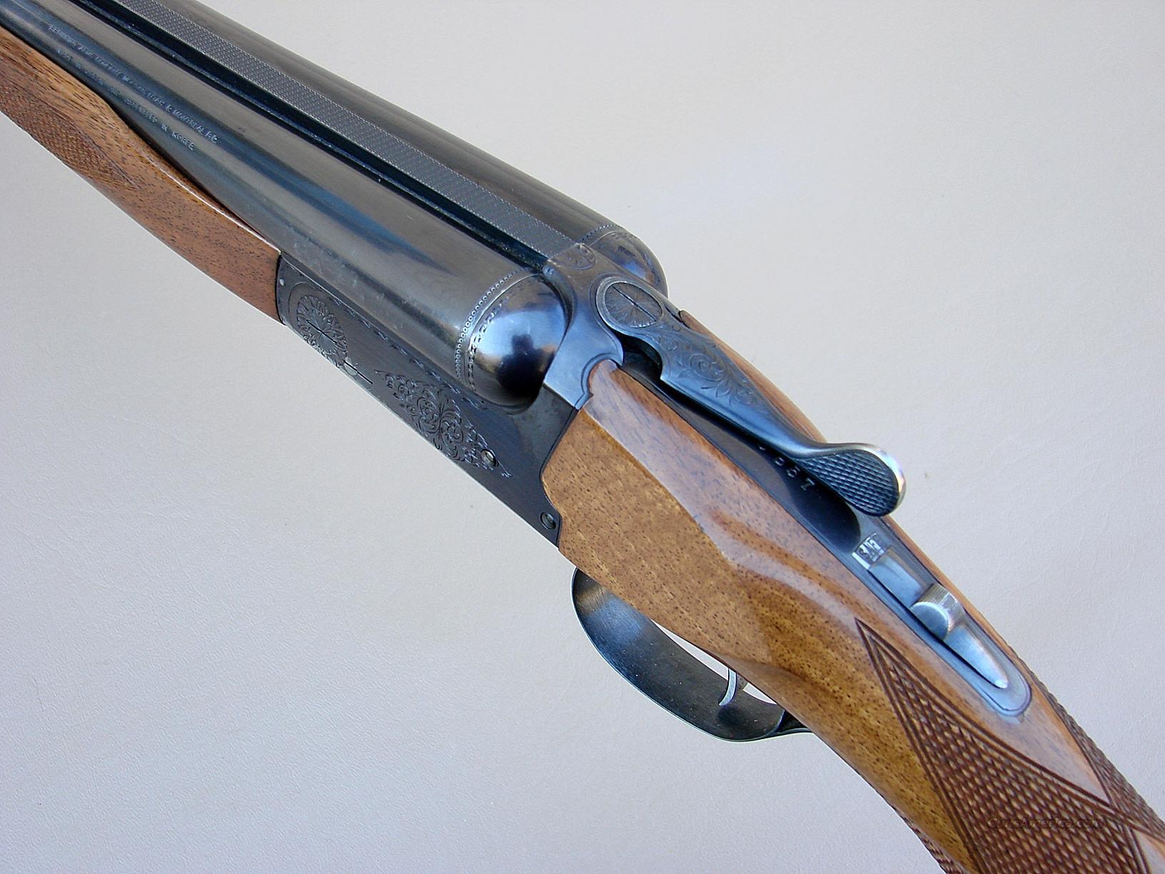 browning 20 gauge side by side shotgun bss for sale. Black Bedroom Furniture Sets. Home Design Ideas