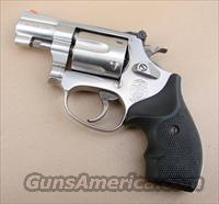 Smith and Wesson Model 651 J Frame 22 Magnum Revolver in Stainless Steel  Smith & Wesson Revolvers > Pocket Pistols