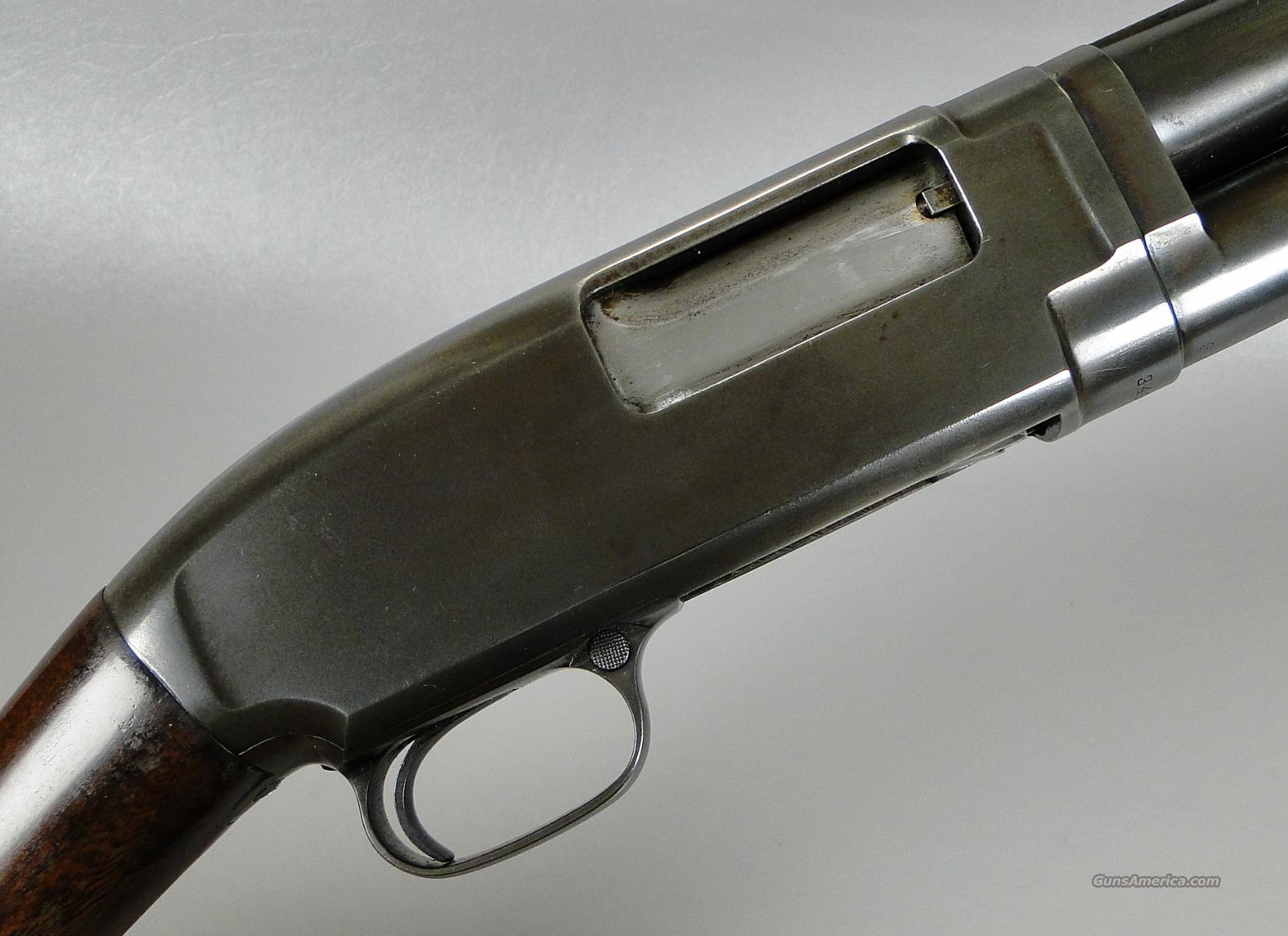 Very Nice 1920s Winchester Model 12 Shotgun in 12 Gauge with 28 Inch FC Barrel  Guns > Shotguns > Winchester Shotguns - Modern > Pump Action > Hunting