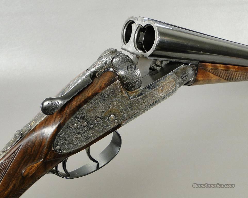 AYA 12 Gauge Magnum SXS Shotgun 2 Barrel set 26 & 30 Inch Barrels  Guns > Shotguns > AYA Shotguns