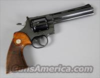 Colt PYTHON 357 Magnum Revolver With 6 Inch Barrel  Guns > Pistols > Colt Double Action Revolvers- Modern