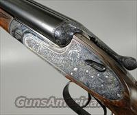 AYA Model 53 SXS Shotgun 20 Gauge 2 Barrel Set  AYA Shotguns
