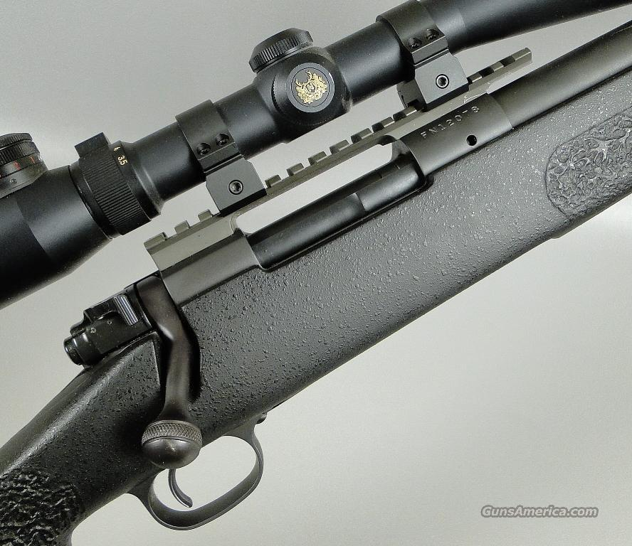 FN Special Police Tactical Sniper Rifle in 300 WSM with a Nikon 3.5 X 10 Illuminated Scope   Guns > Rifles > FNH - Fabrique Nationale (FN) Rifles > Bolt action > Tactical