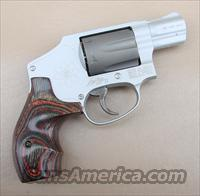 Smith and Wesson 332 AirLite Ti in 32 H&R Magnum  Smith & Wesson Revolvers > Pocket Pistols