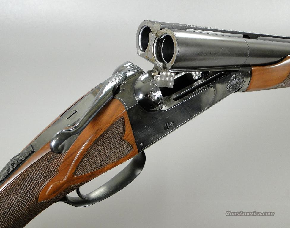 Classic Doubles Model 201 20 Gauge Shotgun With The Box  Guns > Shotguns > Classic Doubles Shotguns