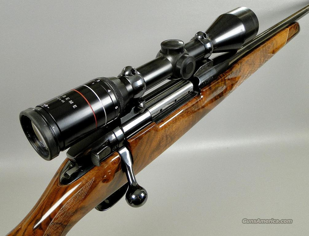 Presentation Grade Weatherby Mark V Rifle in 300 Magnum   Guns > Rifles > Weatherby Rifles > Sporting