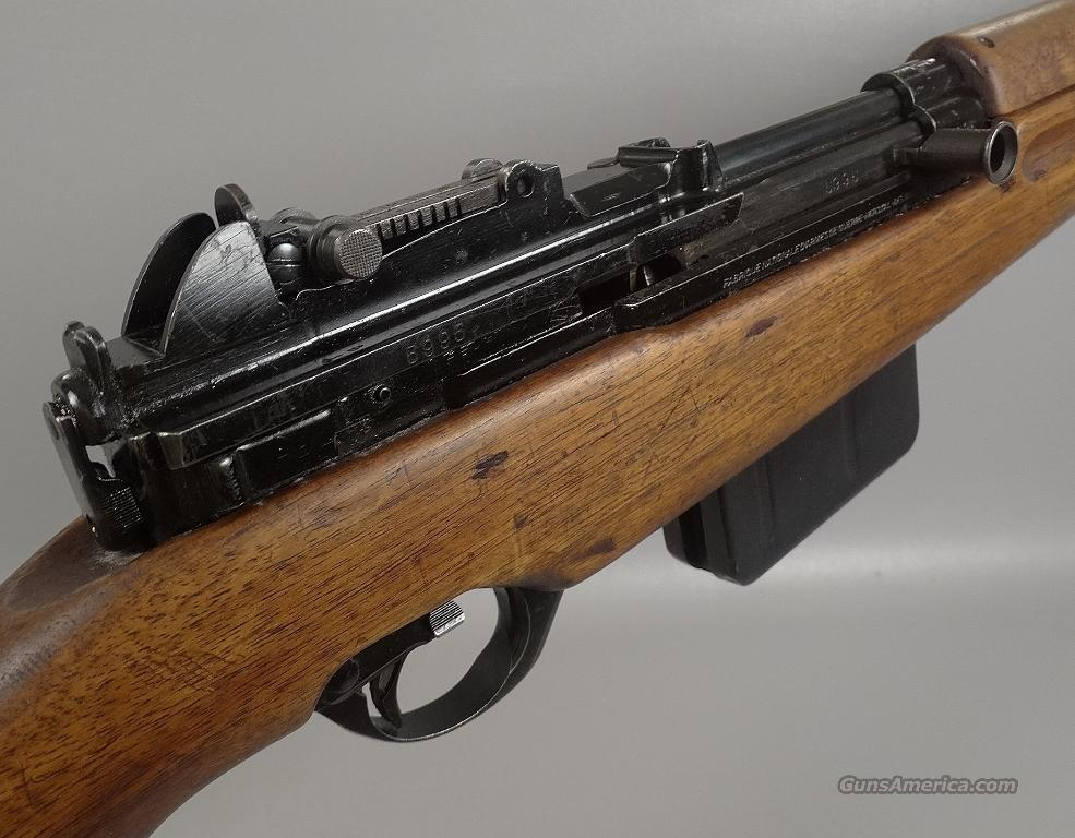 FN 49 Rifle in 30-06 Luxemburg Issue   Guns > Rifles > FNH - Fabrique Nationale (FN) Rifles > Semi-auto > Other