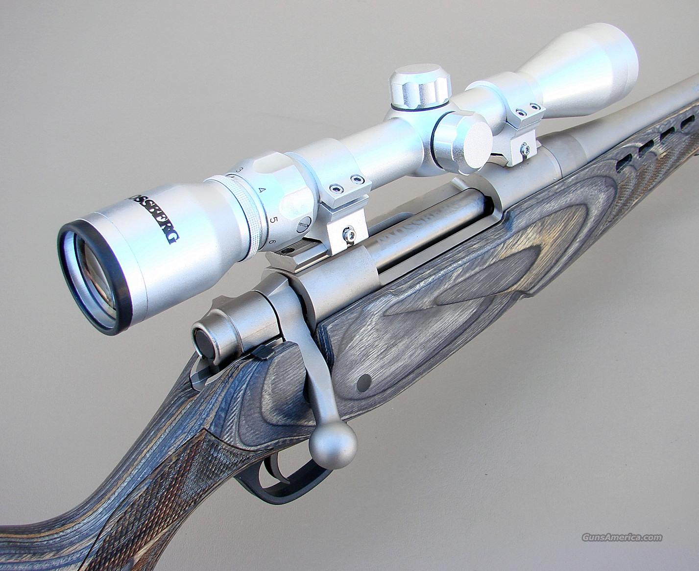 Mossberg 4X4 Rifle in 300 WinMag with Scope Ducks Unlimited Version  Guns > Rifles > Mossberg Rifles > 4x4 > Sporting
