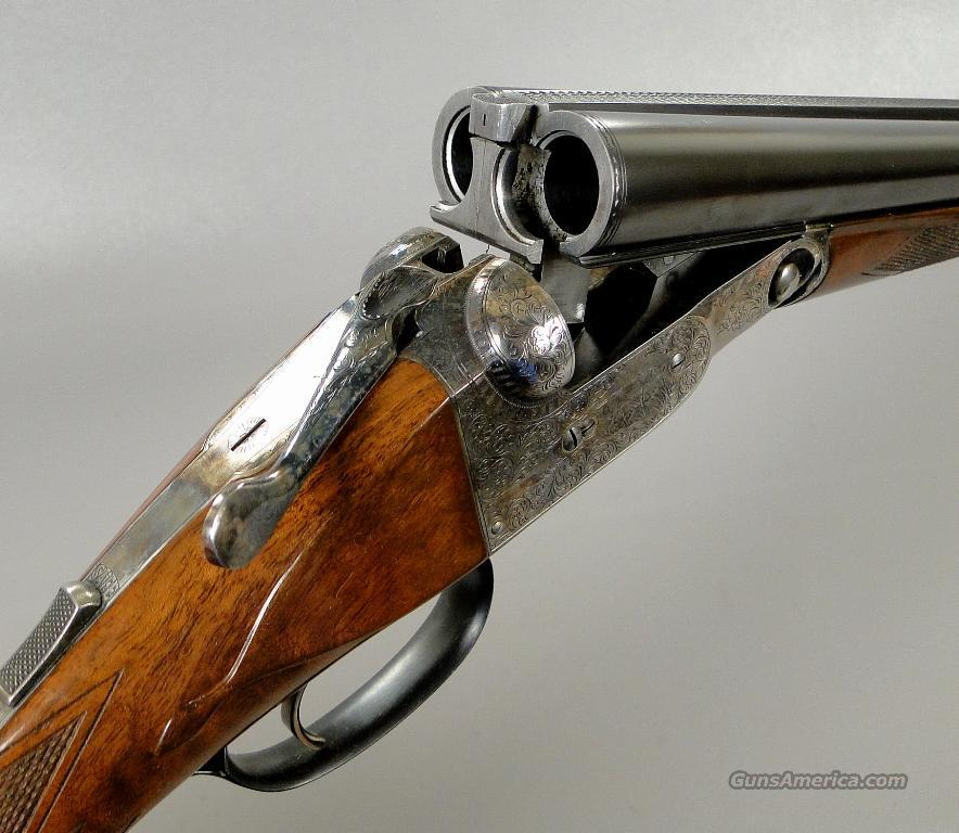 Parker Reproduction 20 Gauge DHE Cased Shotgun 26 Inch IC / Mod Barrels  Guns > Shotguns > Parker Reproductions Shotguns