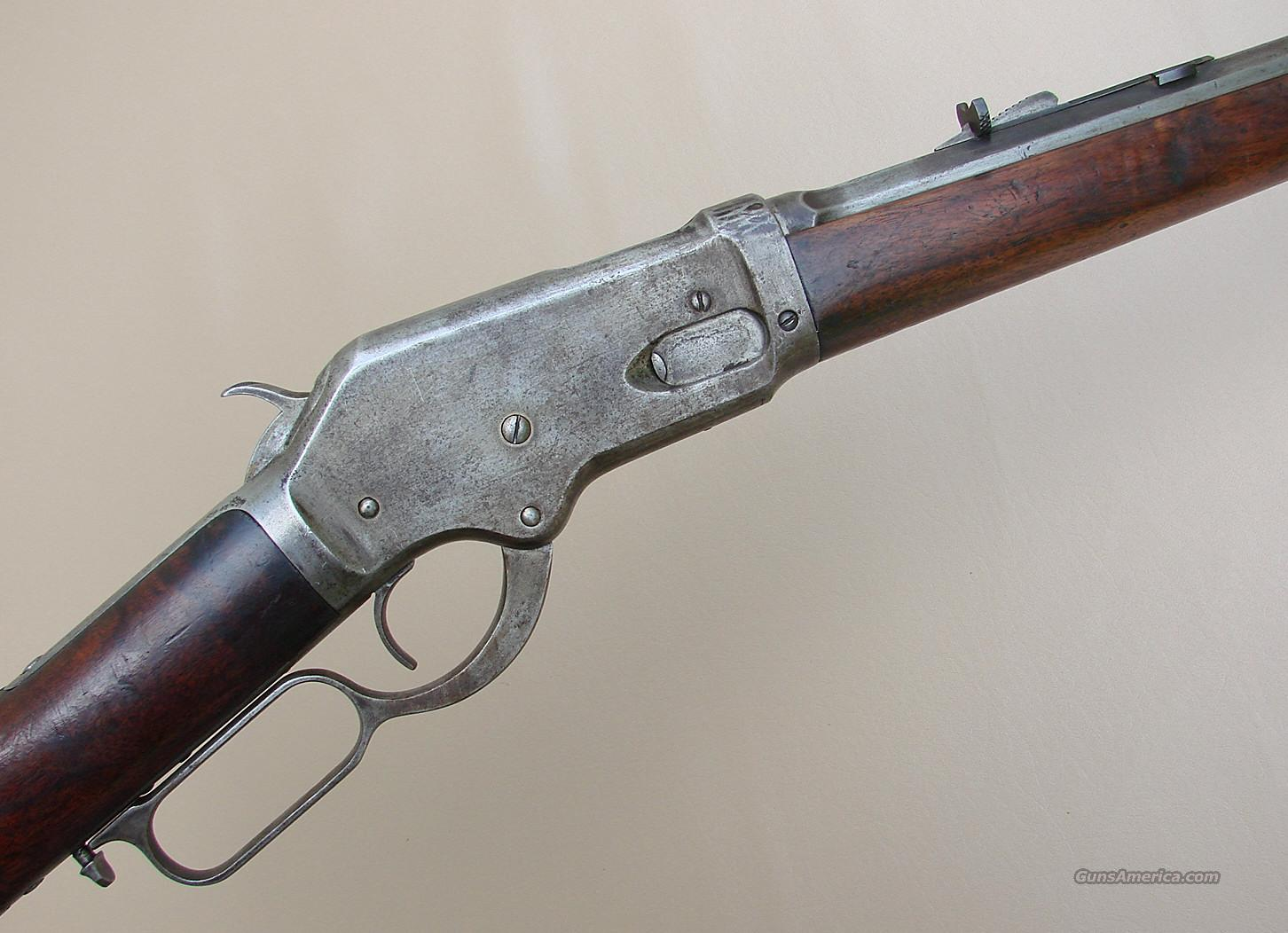 Whitney 32-20 Lever Action Rifle  Guns > Rifles > Whitney Arms Rifles