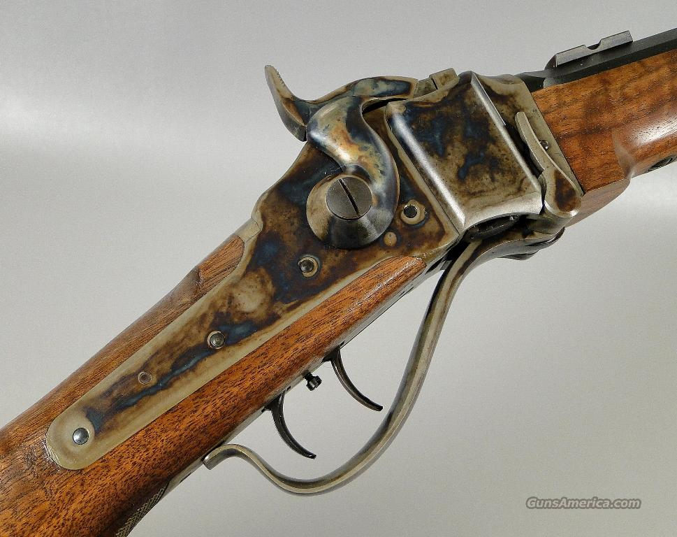 SHILOH SHARPS Rifle with Factory Installed Scope Model 1874 in 40-65 Caliber  Guns > Rifles > Sharps Rifles - Replica