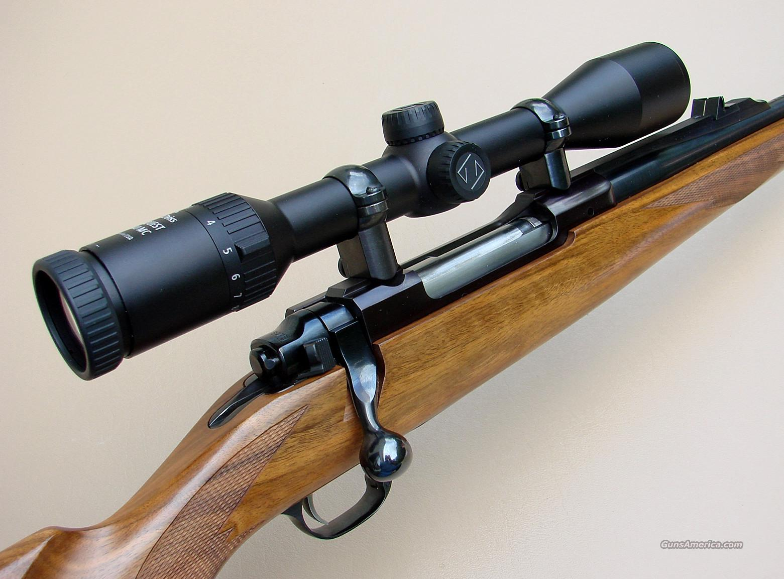 Ruger Model 77 EXPRESS in 270 with a Zeiss Conquest Scope  Guns > Rifles > Ruger Rifles > Model 77