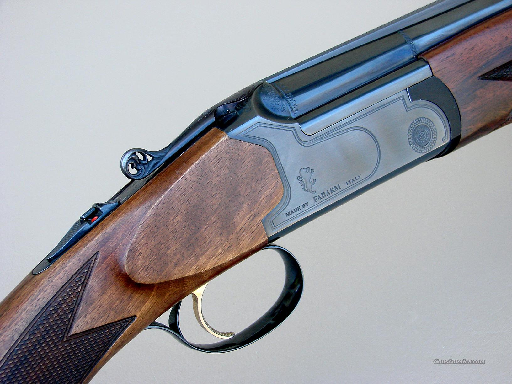 FABARM 20 Gauge Over Under Shotgun  Guns > Shotguns > Fabarm (HK) Shotguns