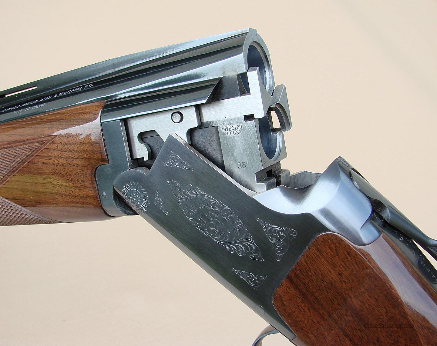 Browning 12 Gauge Citori in a Fitted hard Case  Guns > Shotguns > Browning Shotguns > Over Unders > Citori > Hunting