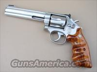 22 Magnum Revolvers Smith Wesson http://www.gunsamerica.com/997137434/Smith_Wesson_22_MAGNUM_Model_648_K_22_Revolver.htm