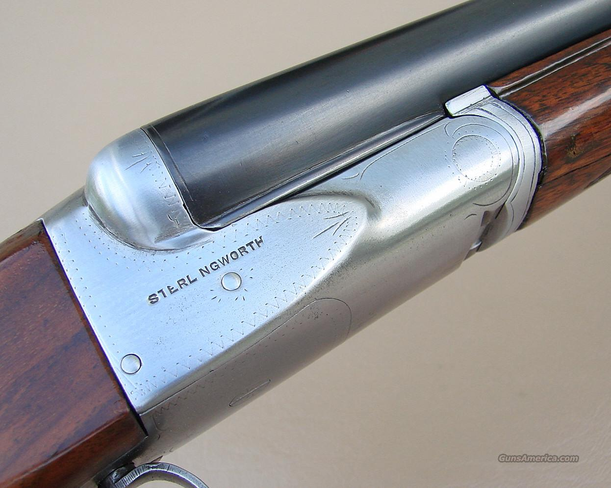 Fox Sterlingworth 20 Gauge Shotgun  Guns > Shotguns > Fox Shotguns