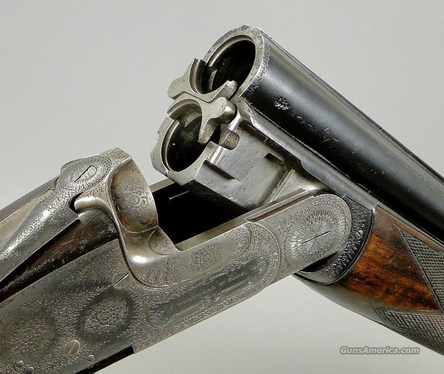J WOODWARD English Over / Under 12 Gauge Shotgun in Original Case  Guns > Shotguns > W Misc Shotguns