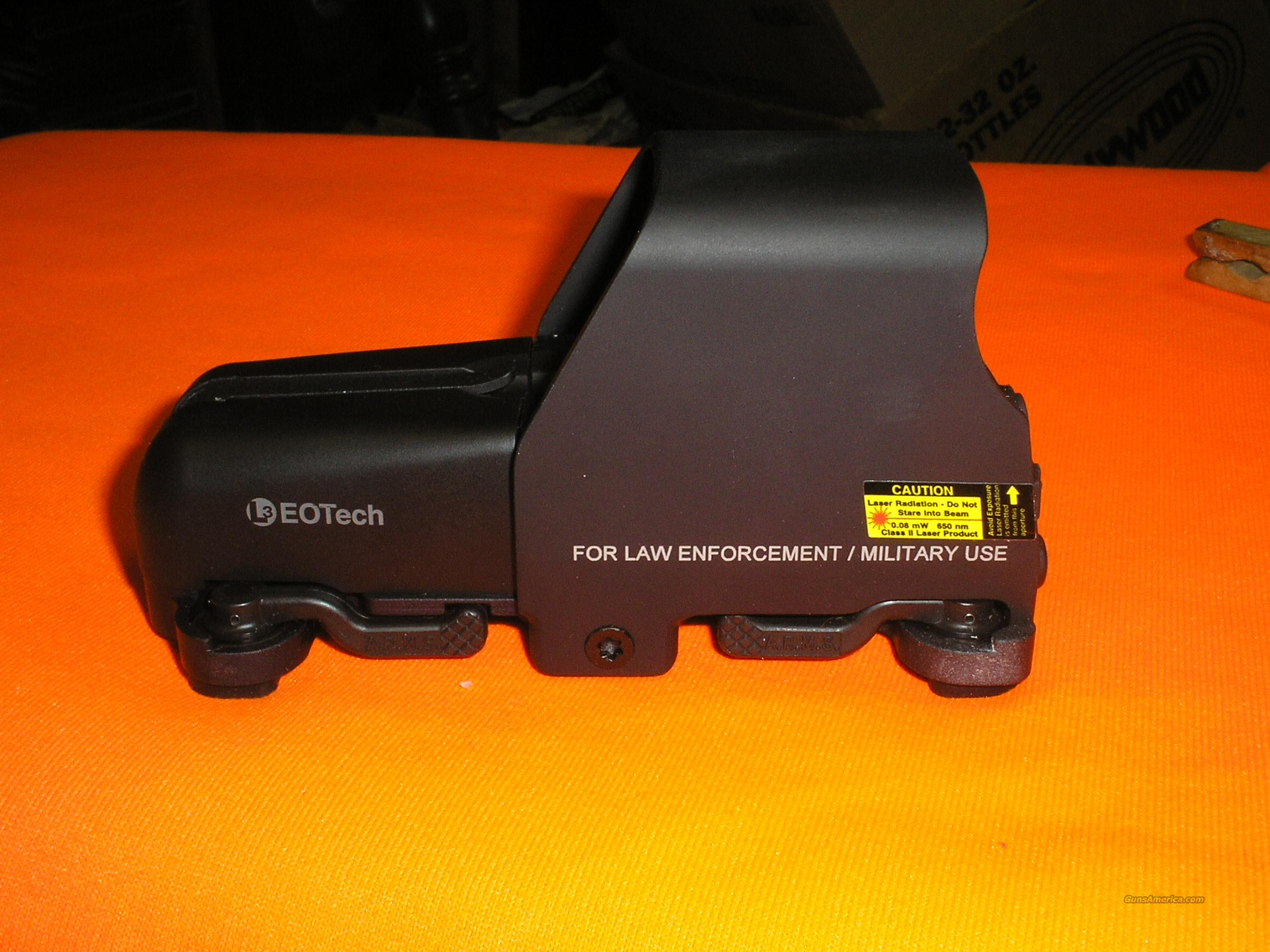 EoTech 553 Holosight  Non-Guns > Scopes/Mounts/Rings & Optics > Tactical Scopes > Other Head-Up Optics