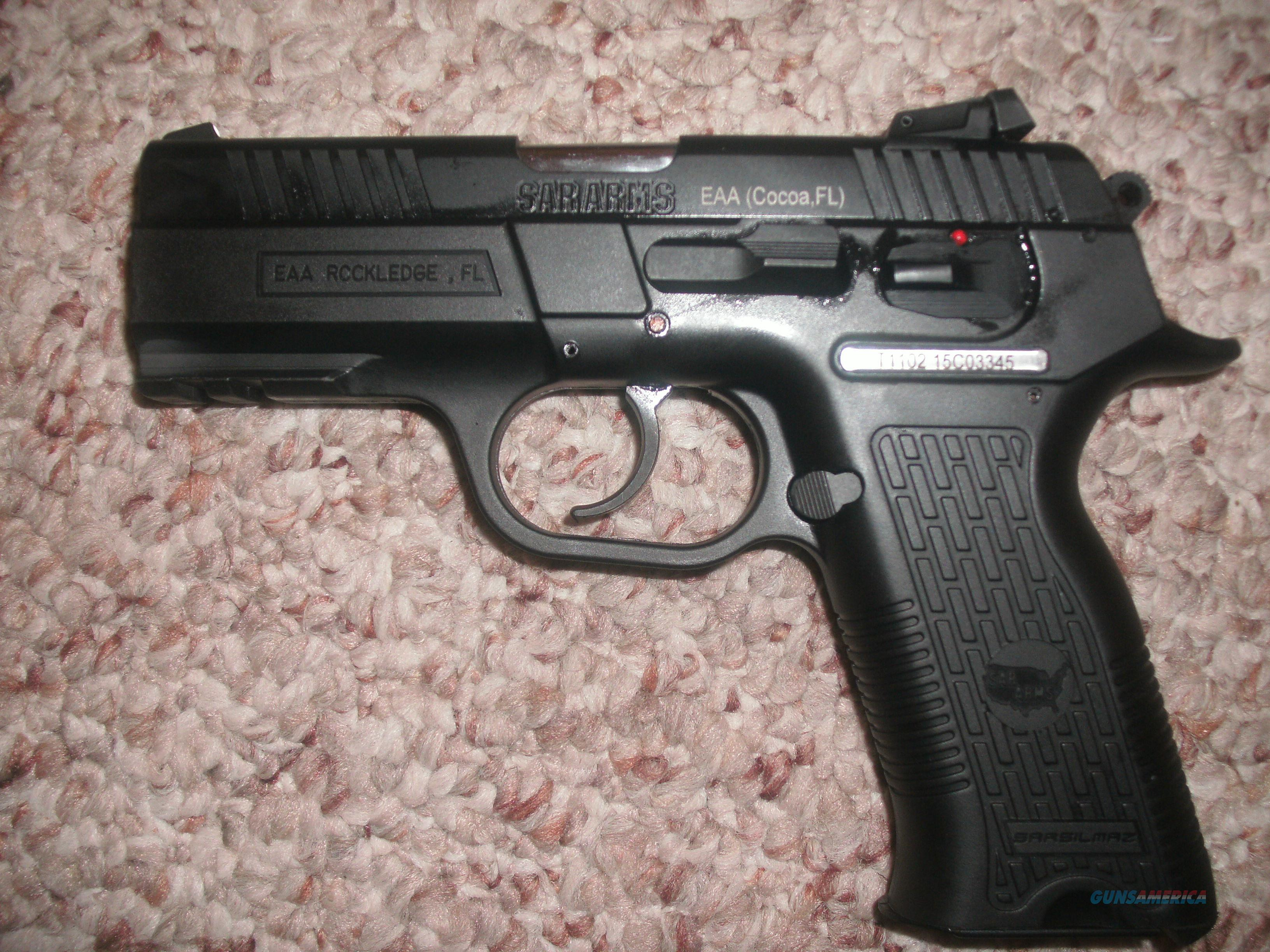 EAA SAR K2P 9MM + 2 MAGS For Sale
