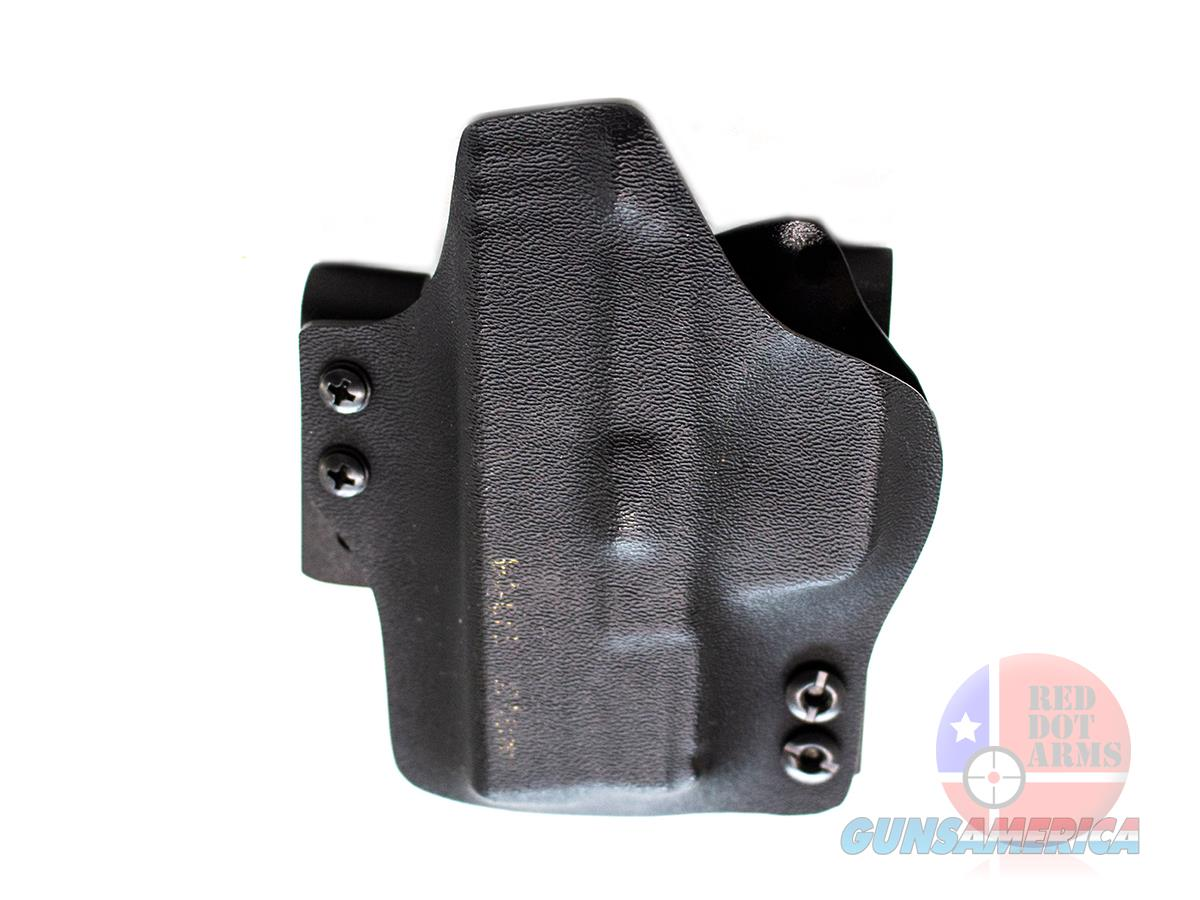 Springfield XDs IWB Holster, Black Kydex  Non-Guns > Holsters and Gunleather > Concealed Carry