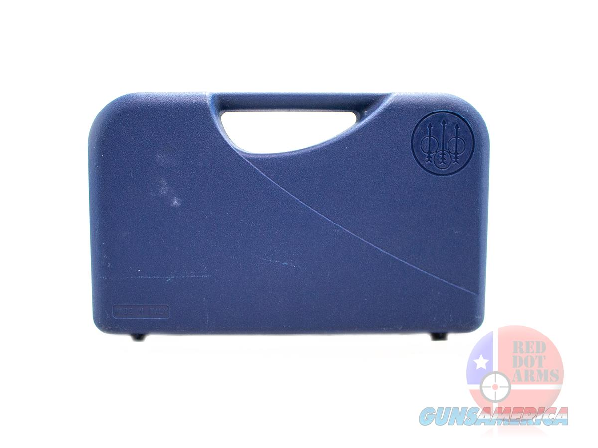 Beretta Blue Hard Case for 92FS  Non-Guns > Gun Cases
