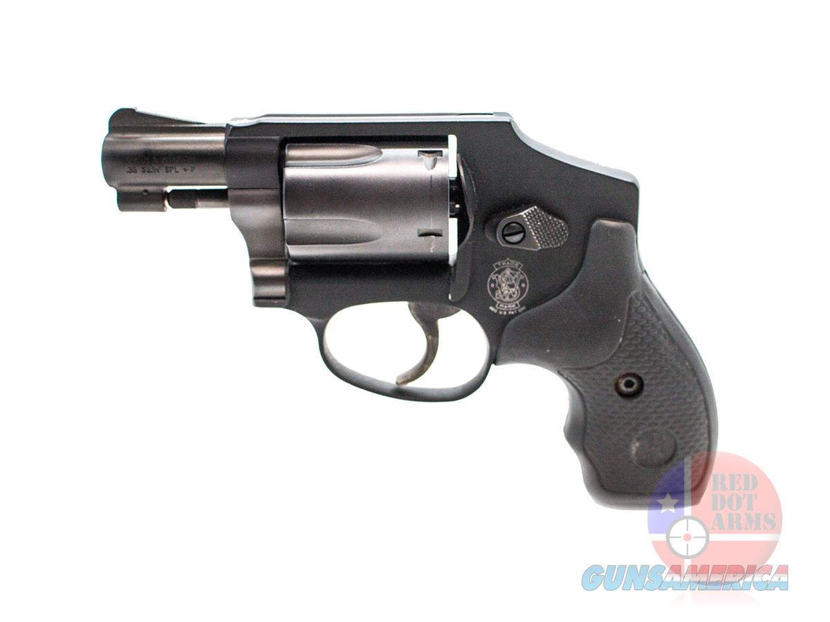 "Unfired Smith & Wesson Model 442 Airweight .38SPL+P 1.875"", Matte Black  Guns > Pistols > Smith & Wesson Revolvers > Small Frame ( J )"