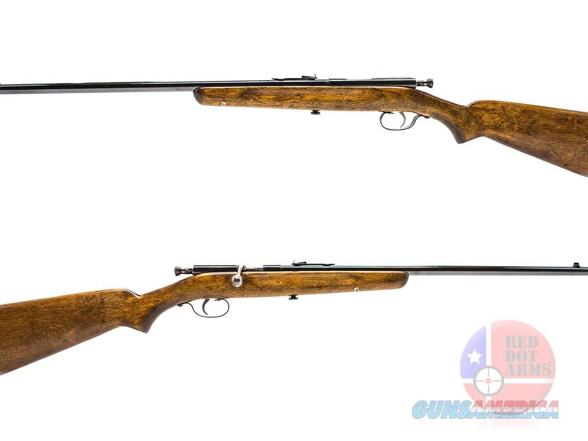 "Springfield 52A .22LR 21"", Bolt, Walnut, Soft Case  Guns > Rifles > Springfield Armory Rifles > M1A/M14"