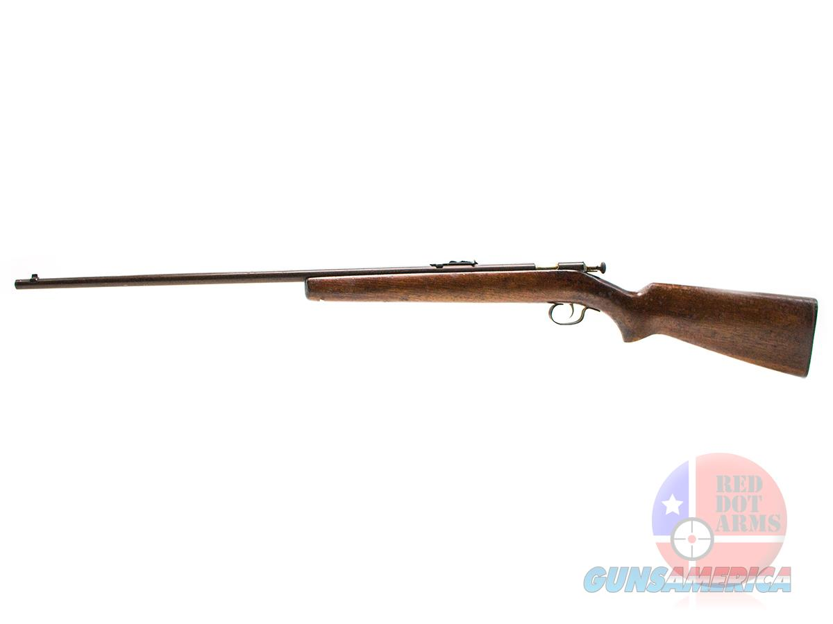 "Winchester M67 .22 Short/Long/LR 27"", Walnut, Bolt  Guns > Rifles > Winchester Rifles - Modern Bolt/Auto/Single > Single Shot"