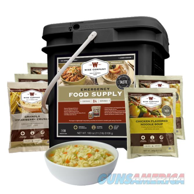 Factory New - Wise Foods 84 Servings Entree and Breakfast Food Supply   Non-Guns > Miscellaneous