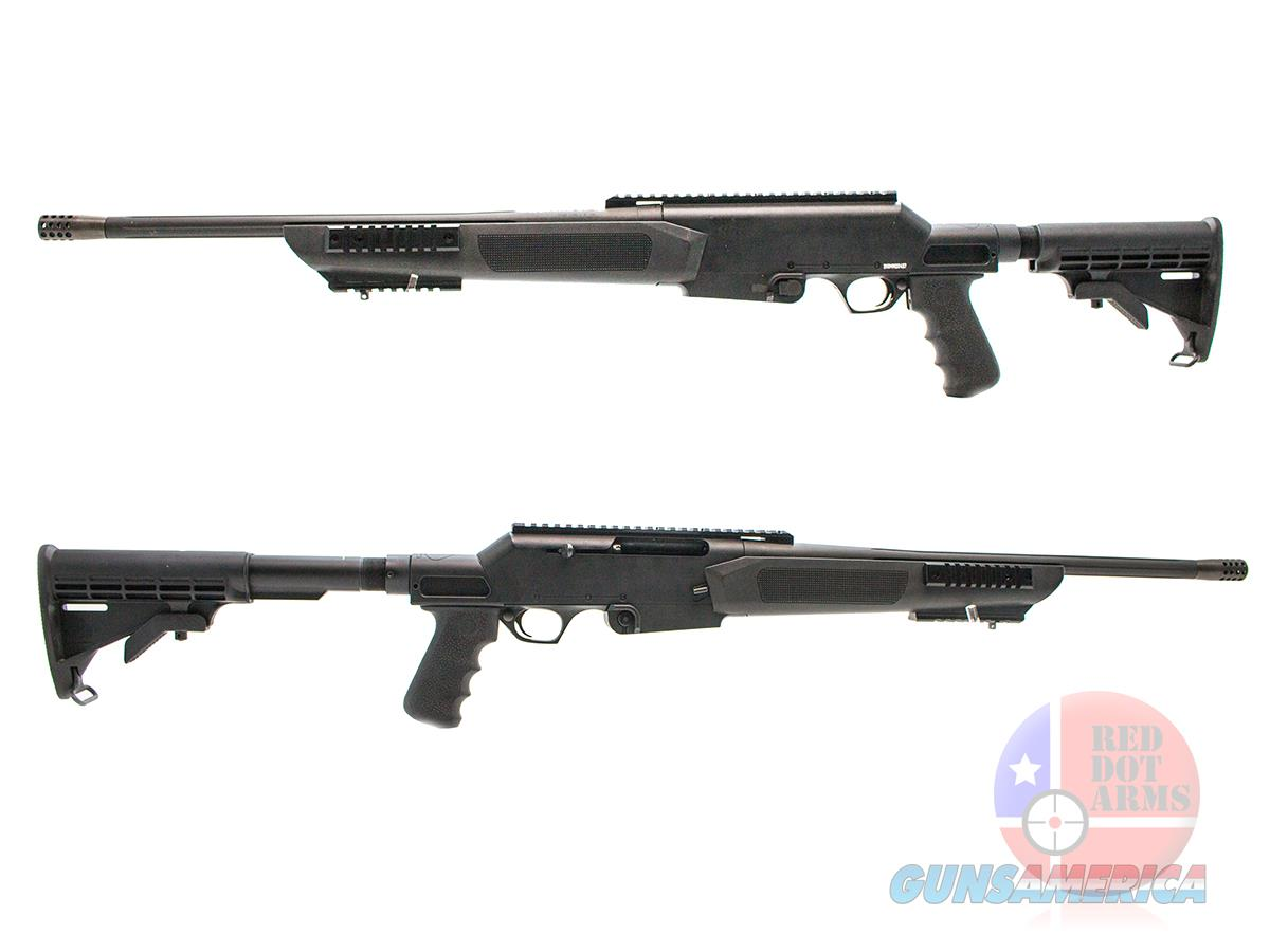 "FNH FNAR-H 7.62x51mm 20"", Black, Two Stocks, Soft Case  Guns > Rifles > FNH - Fabrique Nationale (FN) Rifles > Semi-auto > Other"