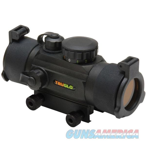 TruGlo Red Dot Dual Color Sight 1x30 Red / Green, Matte Black, TG8030DB  Non-Guns > Scopes/Mounts/Rings & Optics > Tactical Scopes > Red Dot