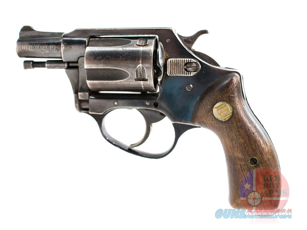 "Charter Undercover .38 Special 2"", Wood, Hard Case  Guns > Pistols > Charter Arms Revolvers"