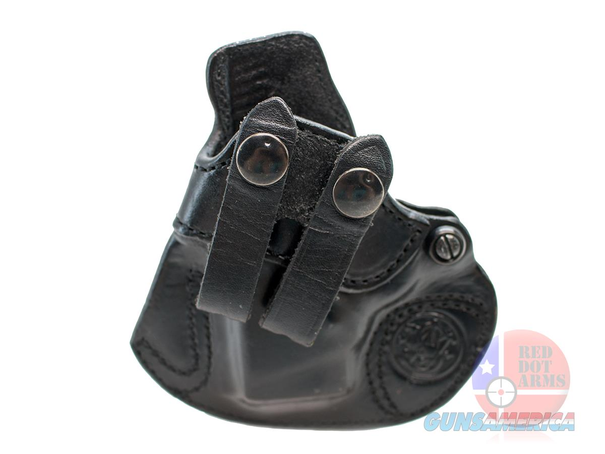 Smith & Wesson Bodyguard 380 DeSantis Cozy IWB Holster, Black, LH  Non-Guns > Holsters and Gunleather > Concealed Carry