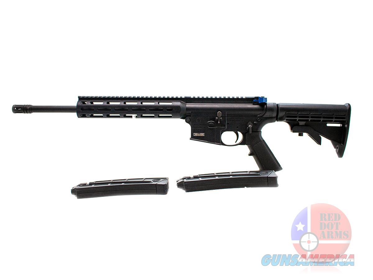 "Smith & Wesson M&P 15-22 .22LR 16"", Matte Black  Guns > Rifles > Smith & Wesson Rifles > M&P"