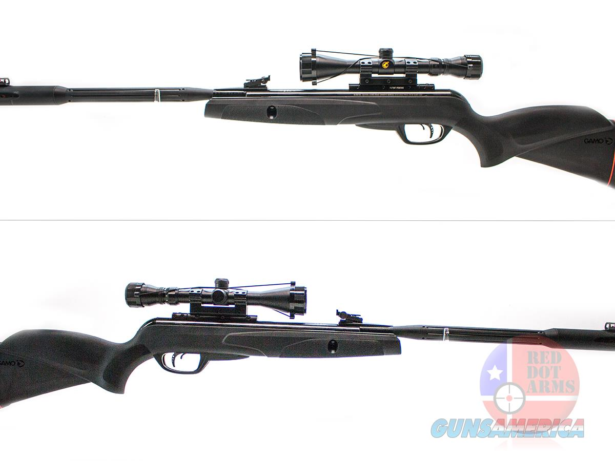 "Gamo Whisper Fusion Mach 1 .22 18"", 3-9x30 Air Rifle Scope  Non-Guns > Air Rifles - Pistols > Other"