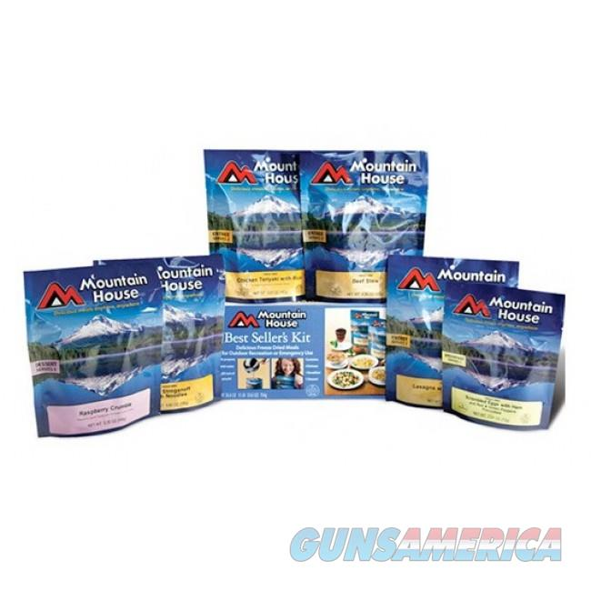 Factory New - Mountain House Best Seller Kit  Non-Guns > Miscellaneous