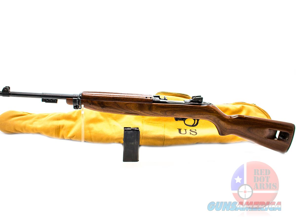 "Winchester M1 .30 Carbine 18"", US Soft Case  Guns > Rifles > Winchester Rifles - Modern Bolt/Auto/Single > Autoloaders"