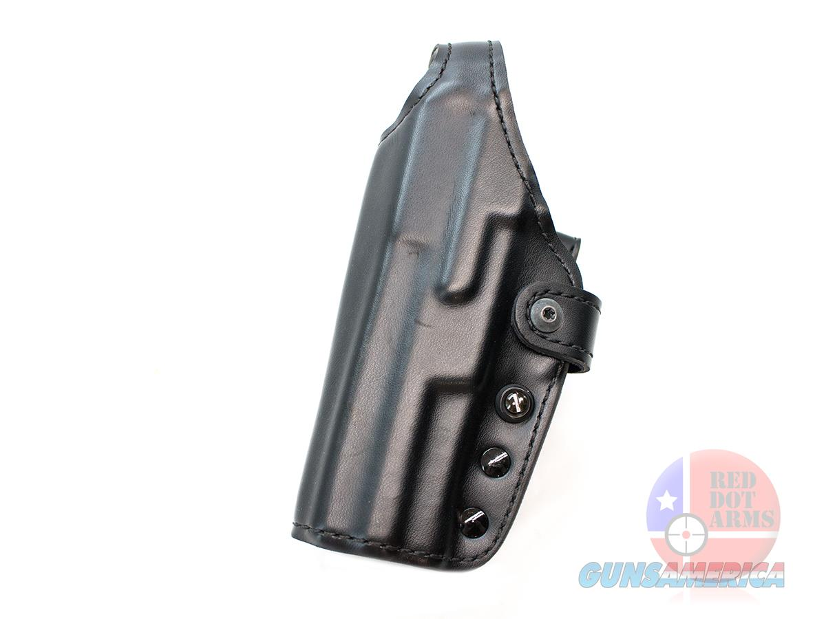 Gould & Goodrich Adjustable Tension Duty Holster, Black, Left Hand  Non-Guns > Holsters and Gunleather > Police Belts/Holsters