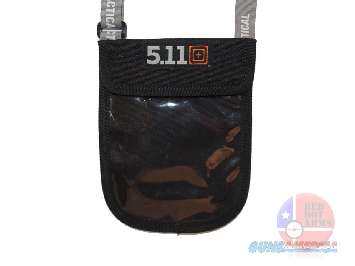 Factory New - 5.11 Name Badge Pouch Lanyard  Non-Guns > Miscellaneous