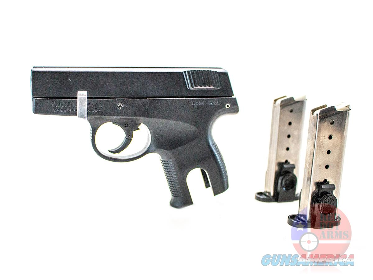 "Smith & Wesson SW380 .380 ACP 3"", Black  Guns > Pistols > Smith & Wesson Pistols - Autos > Polymer Frame"