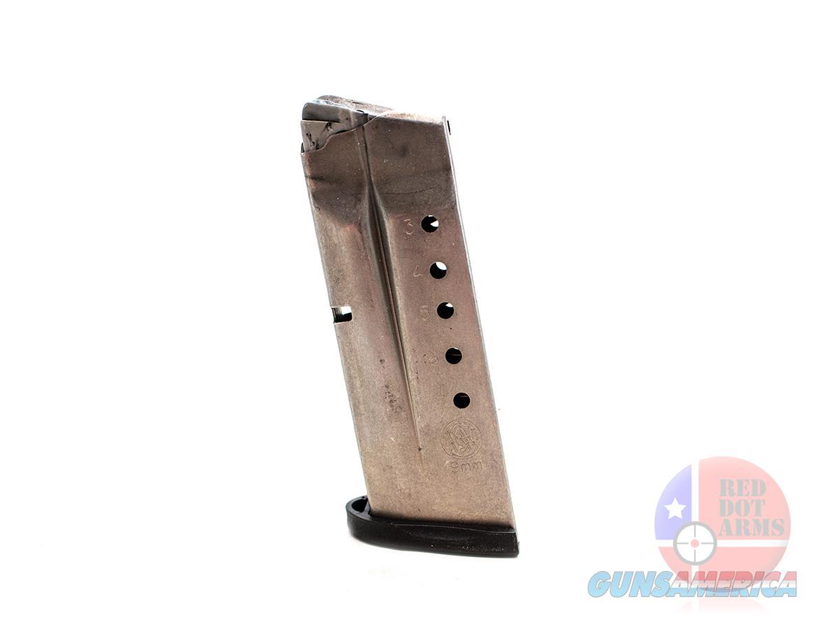 Smith & Wesson M&P 9mm 7 Rd Round Magazine  Non-Guns > Magazines & Clips > Pistol Magazines > Smith & Wesson