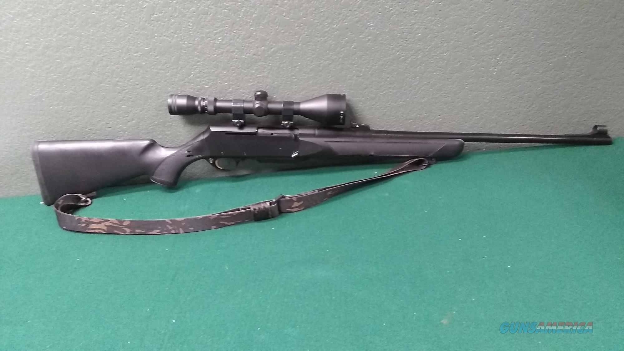 Browning BAR Light Stalker - 300WSM - Simmons Scope  Guns > Rifles > Browning Rifles > Semi Auto > Hunting