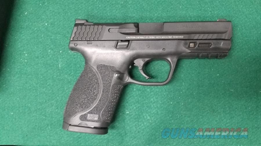 Smith & Wesson M&P 2.0 9mm - Six Magazines Included  Guns > Pistols > Smith & Wesson Pistols - Autos > Polymer Frame