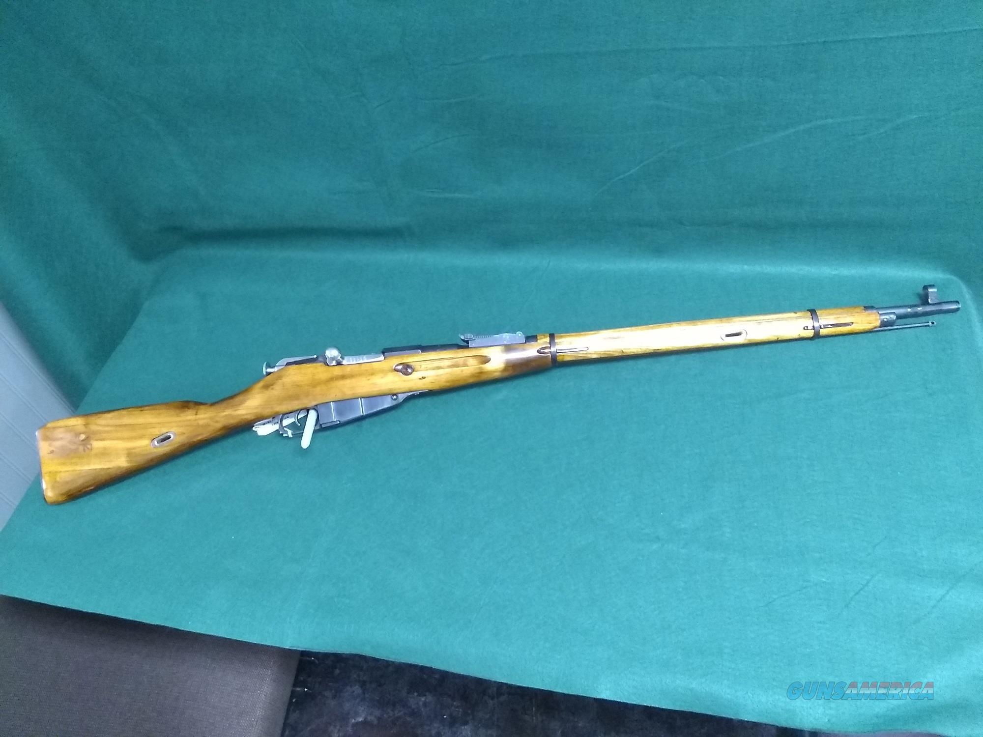 Mosin Nagant 9130 7.62X54R - Izhevsk Plant - Hex Receiver  Guns > Rifles > Mosin-Nagant Rifles/Carbines